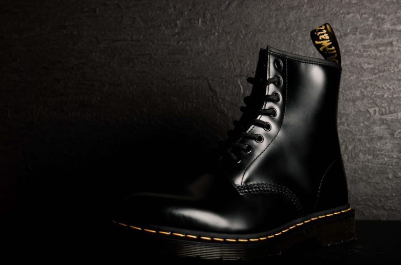 What a surprise! The introduction of co-products with Dr. Martens!