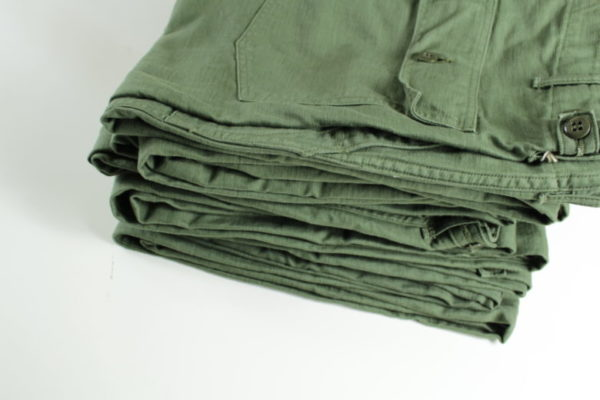 orslow fatigue pants