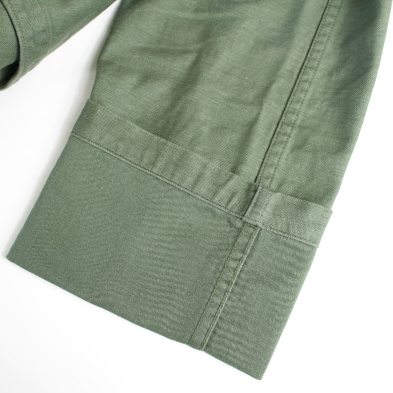 orslow fatigue pants back