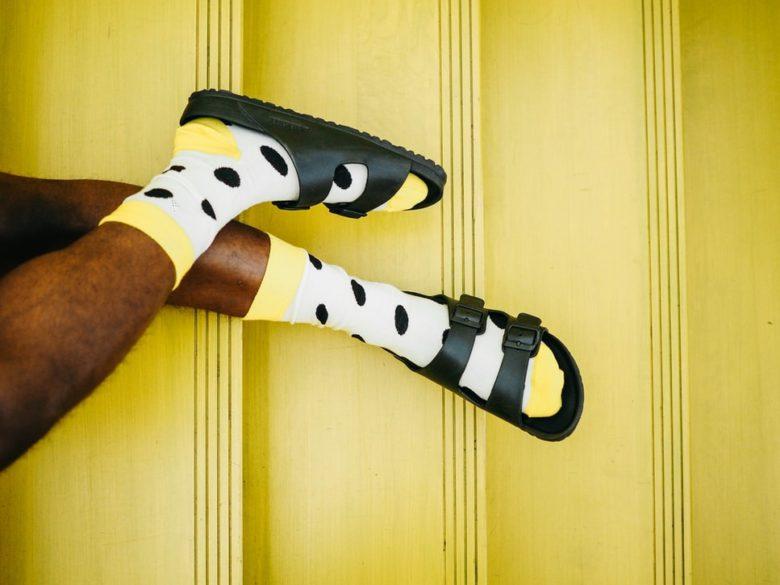 sandal-socks